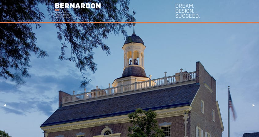 Bernardon Architects Home Page