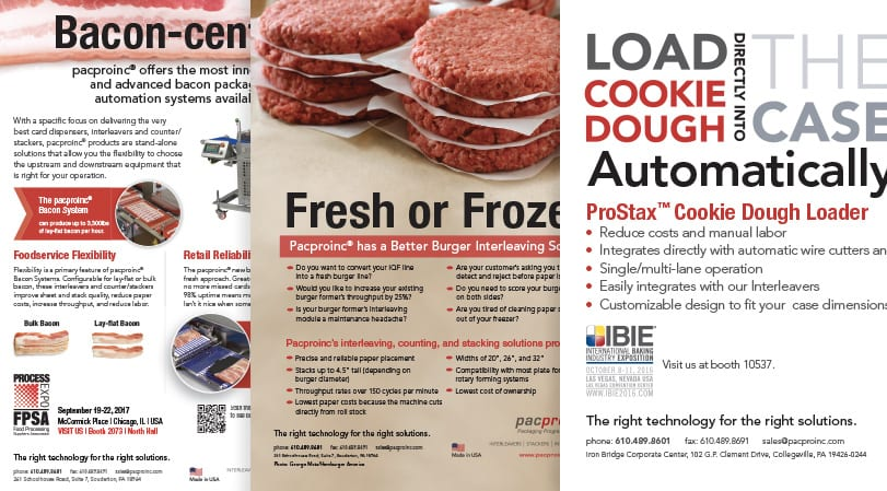 Pacproinc Print Advertising Designs