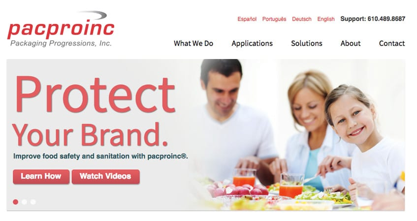 Pacproinc Home Page