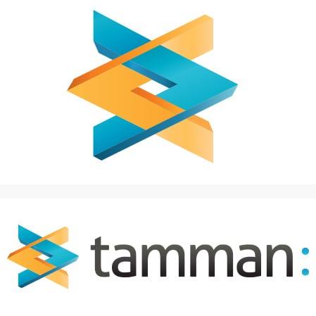Tamman Logo Design