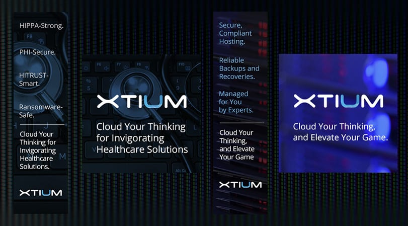 Xtium Retargeting Banner Campaigns